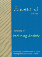 The Quiet Mind: Volume 1 - Reducing Anxiety Activity Book
