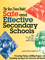 Safe and Effective Secondary Schools: Preventing Violence, Building Respect, and Promoting Learning in the Classroom and Beyond