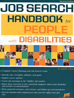 Job Search Handbook for People with Disabilities, 3rd Ed.