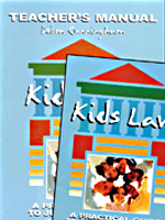 Kids Law: A Practical Guide to Juvenile Justice with Teacher's Manual