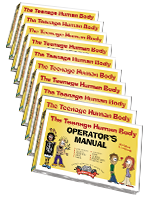 Teenage Human Body Operator's Manual (Updated 3rd Edition) (10 Pack)