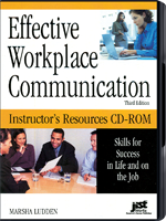 Effective Workplace Communication Instructor's Resources CD-ROM, 3rd Ed.