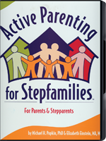 Active Parenting for Stepfamilies Standard Program Kit