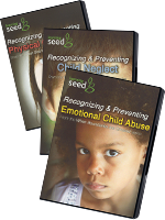 When Boundaries Are Crossed: Child Abuse Prevention 3 DVD Set