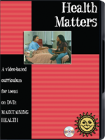 Health Matters DVD Curriculum