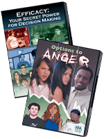 Options to Anger/Efficacy: Decision Making Set (Unbleeped) - Buy both and save!