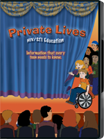 Private Lives: STI/HIV Education (DVD)