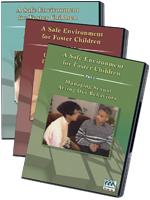 Safe Environment for Foster Children: 3-Part DVD Series