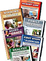 Elders & Families DVD Series: A Tool Kit for Understanding