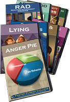 FosterParentCollege.com: Behavior Management Set of 11 DVDs